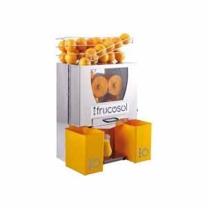 Automatic orange juicer.