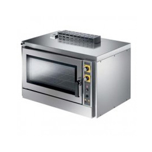 GAS CONVECTION OVEN WITH HUMIDIFICATION
