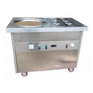 fry ice cream machine - gelato